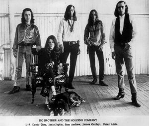Janis and Big Brother and the Holding Company