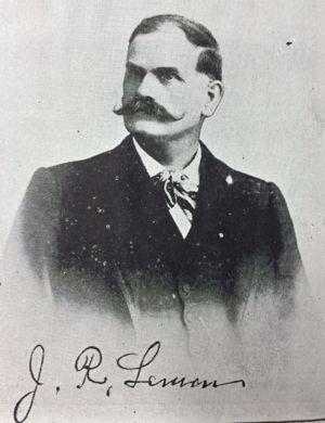 James Robert Lemon (1848-1919) | WikiTree FREE Family Tree