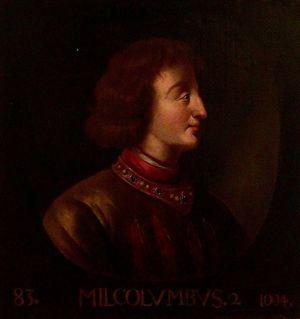 Máel Coluim, Earl of Angus