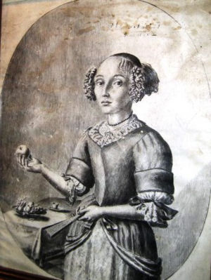 Anna de Koningh, daughter of Maaij Ansela