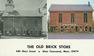 Old Brick Store