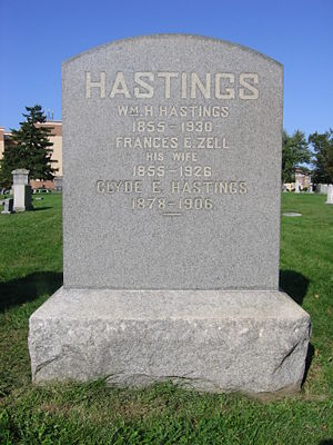 William H. Hastings Image 2