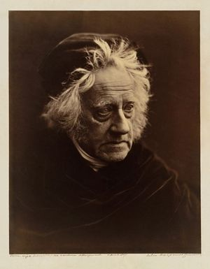 John Frederick William Herschel, First Baronet