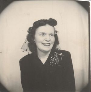 Freida LaVon (Link) Smith, my Biological Maternal Grandmother