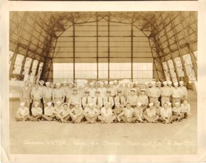 Squadron VN3D8, Naval Air Station, Pensacola, Florida. 6 June 1930. Photograph.