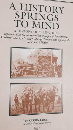 Spring Hill History