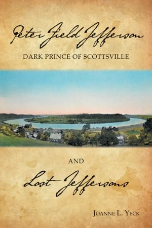 New biography of Peter Field Jefferson