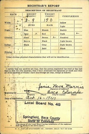 Frank White Kirkpatrick WWII Draft Registration (2)