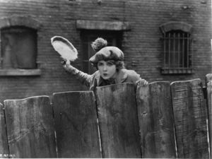 Mary Pickford as Little Annie Rooney