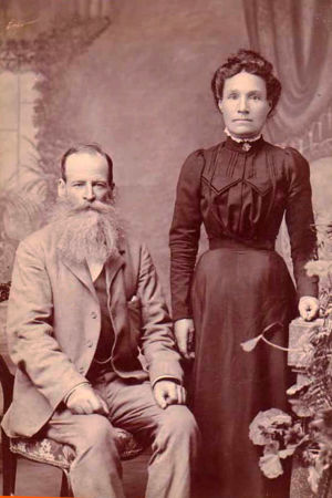 James Wilson Logan Mealing and Mary Ann Yates