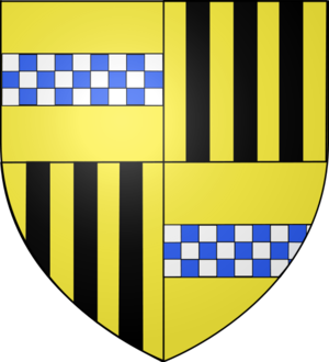Stewart of Atholl coat of arms