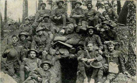 The Lost Battalion World War I