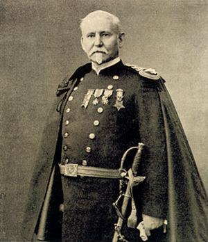 Maj. Gen. George L. Gillespie.
