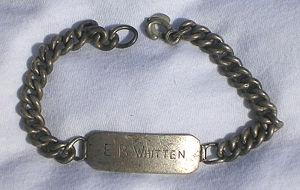 World war 2 memory bracelets