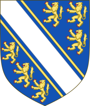 Arms of House de Bohun