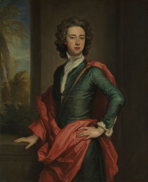 Charles Beauclerk, Duke of St. Albans, Son of Nell Gwyn and Charles II of England