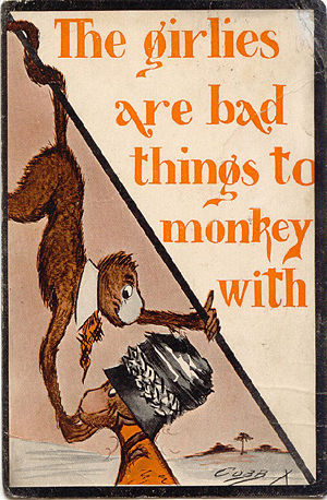 Don't Monkey with the Girlies