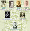 Irish family tree widget